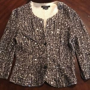 Cute Sequin Jacket